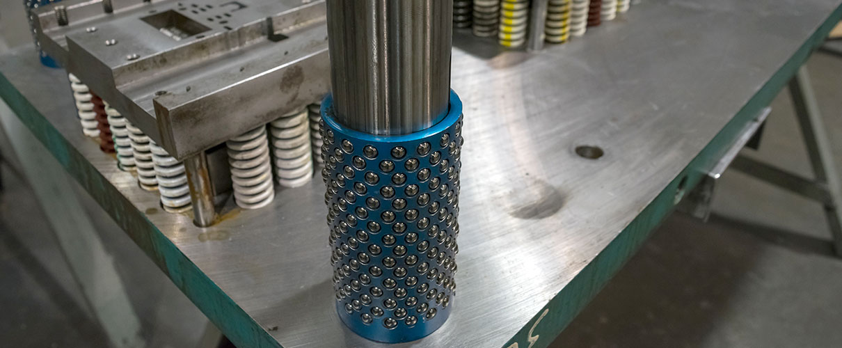 metal prototype stamping dies