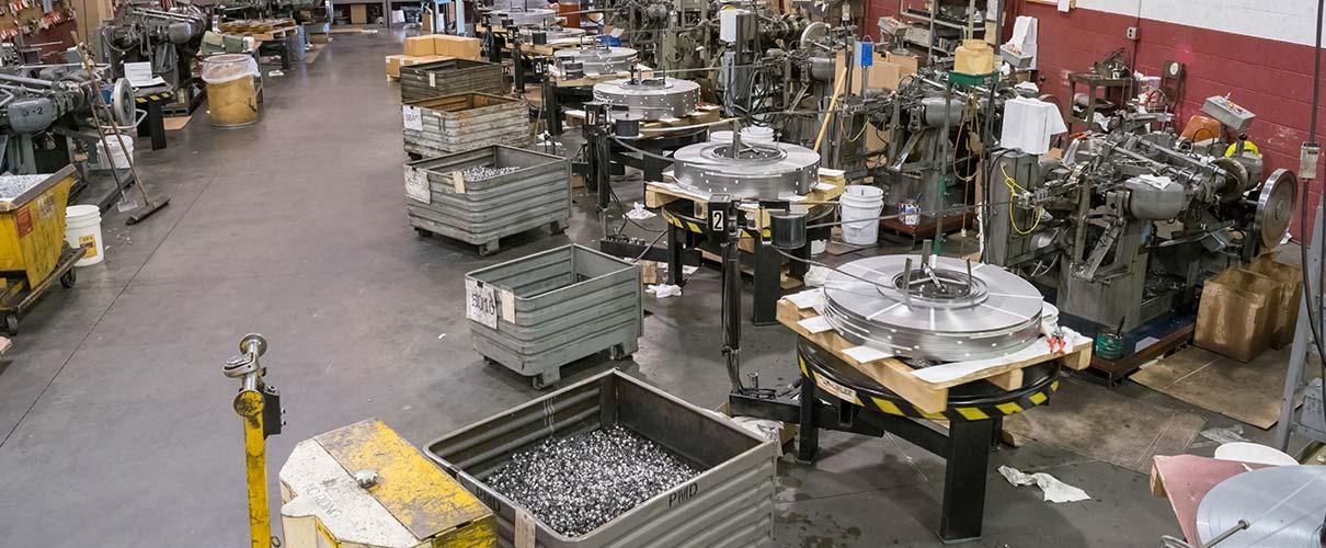 multislide progressive dies stamping company