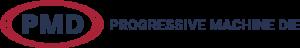 metal stamping service PMD logo