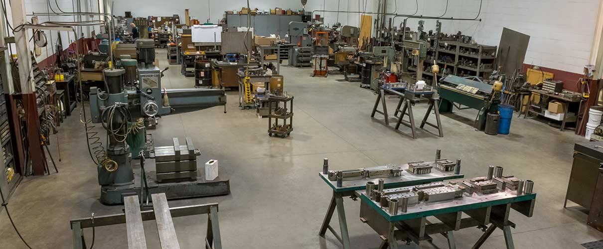 metal stamping die presses